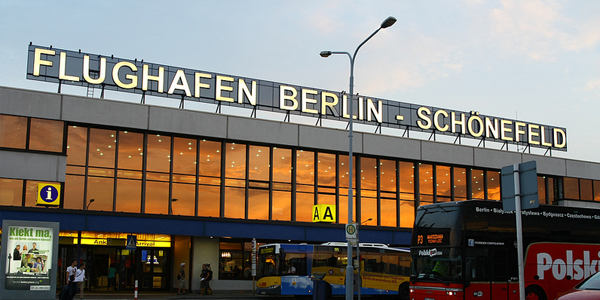 Schoenefeld Airport To Berlin City Centre By Train